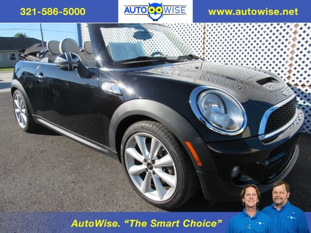 2012 MINI Cooper S Convertible Melbourne FL