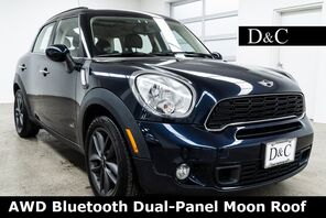 2012_MINI_Cooper S Countryman_ALL4_ Portland OR