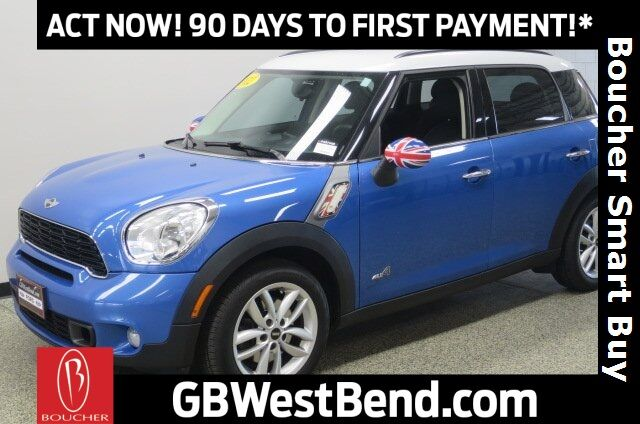 2012 MINI Cooper S Countryman ALL4 West Bend WI