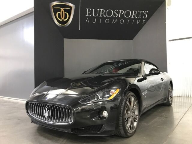 2012 Maserati GranTurismo Convertible  Salt Lake City UT