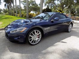 2012_Maserati_GranTurismo Convertible_Base_ Hollywood FL