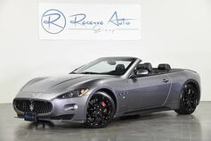 2012 Maserati GranTurismo Convertible Sport We Finance