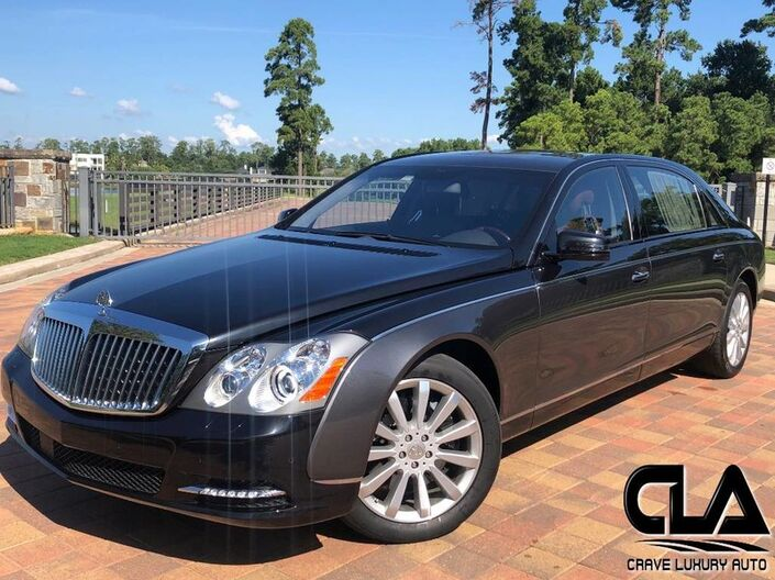 2012 Maybach 62  The Woodlands TX