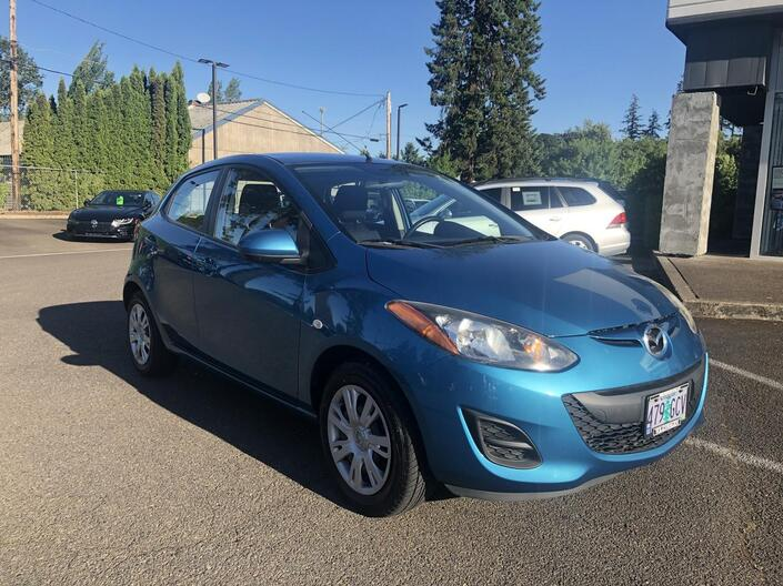 2012 Mazda 2 Sport McMinnville OR