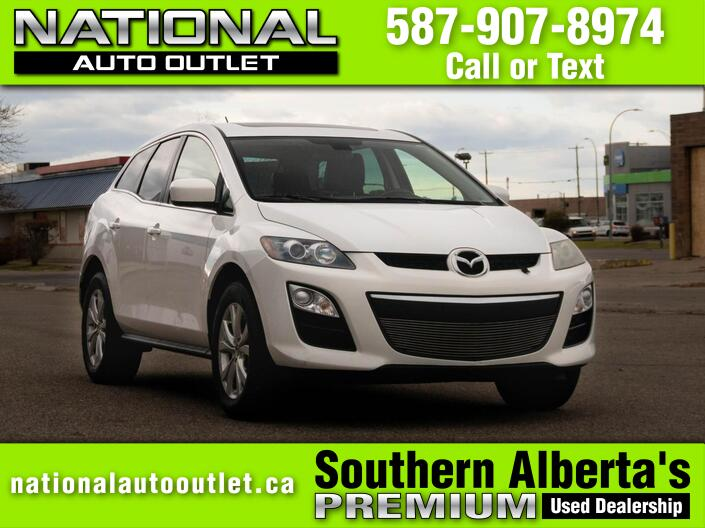 2012 Mazda CX-7 GS Lethbridge AB