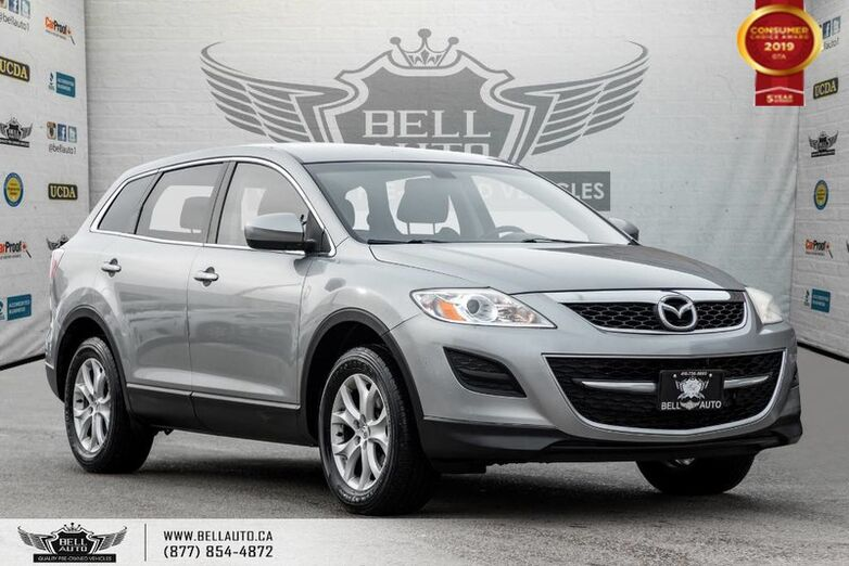 2012 Mazda CX-9 GS, 7 PASS, AWD, BLUETOOTH, HEATED SEATS, CRUISE CNTRL Toronto ON