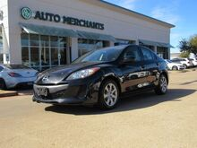 2012_Mazda_MAZDA3_i Sport 4-Door CLOTH, STEERING WHEEL CONTROLS, CD CHANGER_ Plano TX