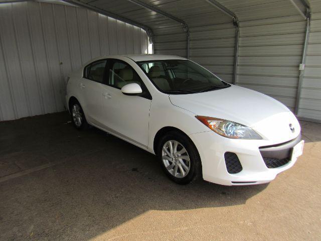 2012 Mazda MAZDA3 i Touring 4-Door Dallas TX