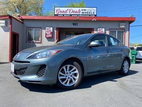 2012 Mazda MAZDA3 i Touring 4-Door Reno NV