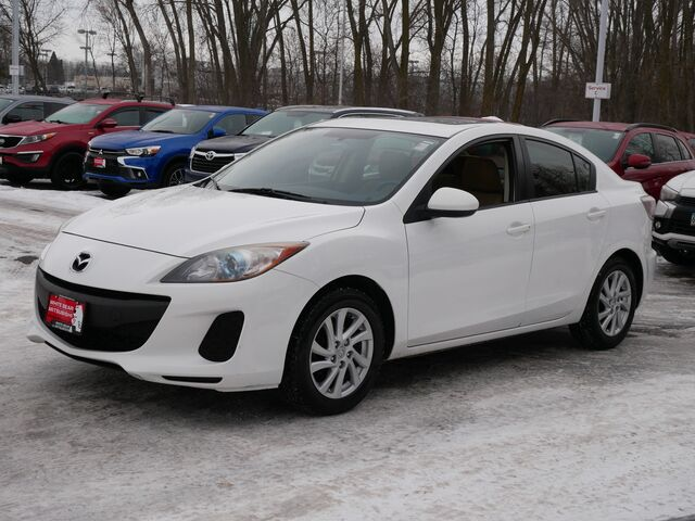 2012 Mazda MAZDA3 i Touring Inver Grove Heights MN