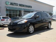 2012_Mazda_MAZDA5_Sport CLOTH SEATS, POWER WINDOWS, AUX PORT, STEERING WHEEL CONTROLS_ Plano TX