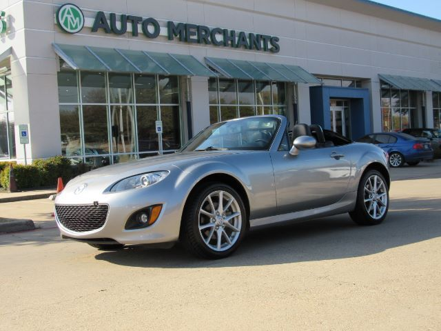 2012 Mazda MX-5 Miata Grand Touring, 6SPEED MANUAL, LEATHER SEATS, HEATED FRONT SEATS, KEY-LESS ENTRY Plano TX