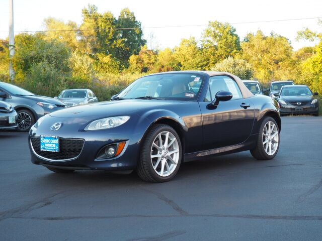 2012 Mazda MX-5 Miata Grand Touring Portsmouth NH