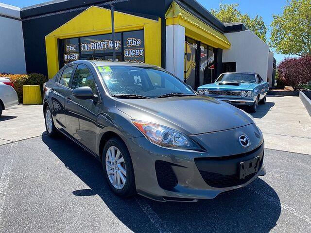 2012 Mazda Mazda3 12-R 4d Sedan i Touring Auto Albuquerque NM