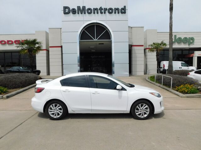 2012 Mazda Mazda3 4dr Sdn Auto i Touring Conroe TX