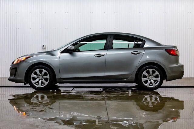 2012 Mazda Mazda3 GX Sedan Red Deer AB