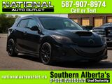 2012 Mazda Mazda3 Mazdaspeed3 _ CLEAN CARFAX - AFTER MARKET EXHAUST Lethbridge AB