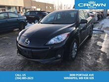 2012_Mazda_Mazda3 Sport_GS-SKY *Leather Package/Moonroof/Local/One Owner*_ Winnipeg MB
