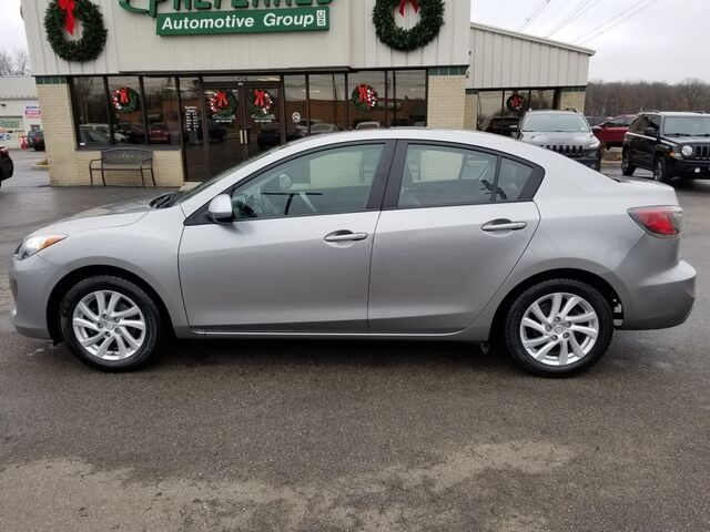 2012 Mazda Mazda3 i Grand Touring Fort Wayne Auburn and Kendallville IN