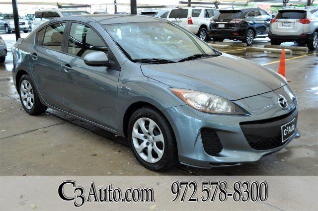 2012 Mazda Mazda3 i Sport Plano TX