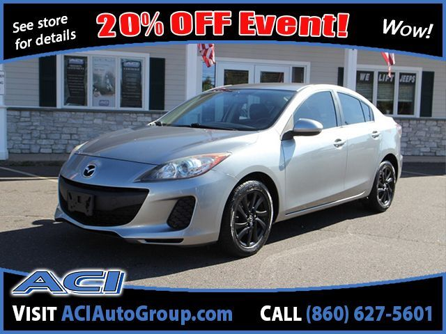 2012 Mazda Mazda3 i Touring East Windsor CT
