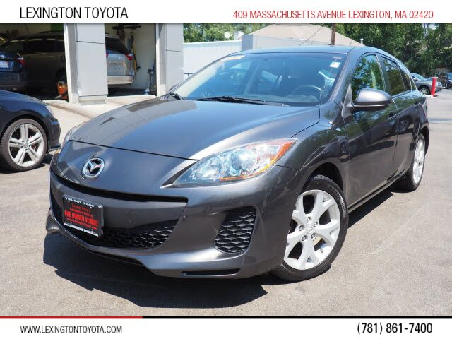 2012 Mazda Mazda3 i Touring Lexington MA