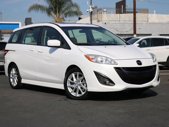 2012 Mazda Mazda5 Grand Touring Los Angeles CA