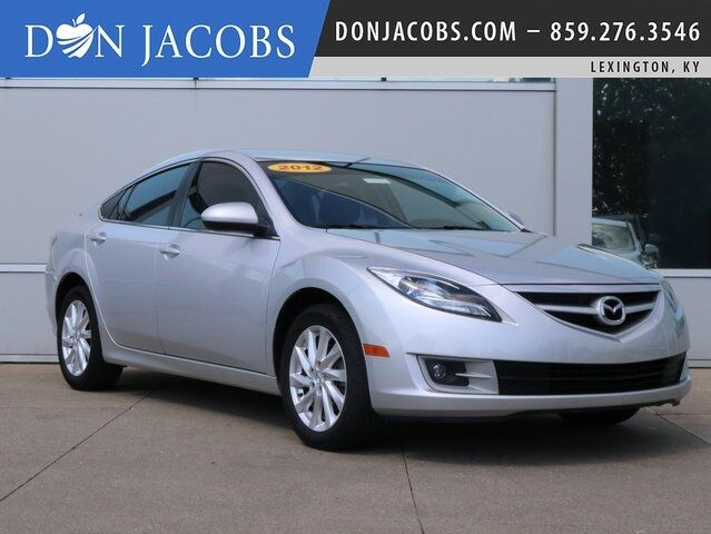 2012 Mazda Mazda6 i Touring Lexington KY