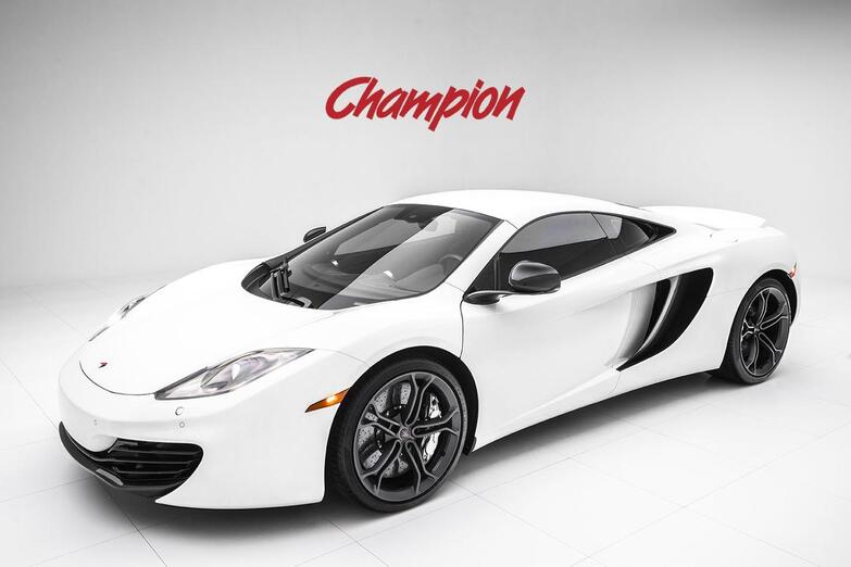 2012 McLaren MP4-12C  Pompano Beach FL