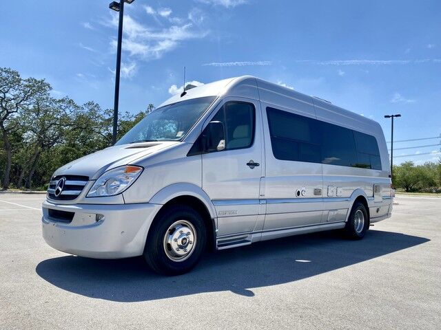 2012 Mercedes-Benz Airstream Interstate Series N-3500 Extended Lounge