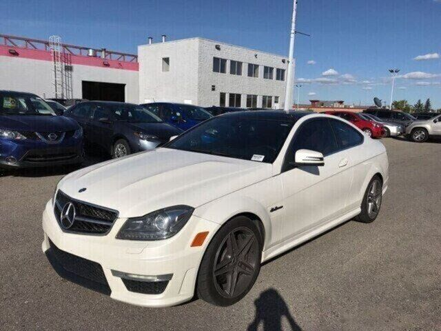 2012 Mercedes-Benz C 63 AMG C 63 AMG   COUPE   *GREAT DEAL* Calgary AB