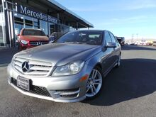 2012_Mercedes-Benz_C-Class_4DR C250 LUXURY RWD_ Yakima WA