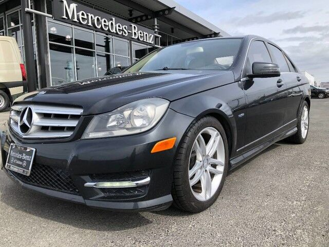 2012 Mercedes-Benz C-Class 4DR SDN C250 LUXURY RWD Yakima WA