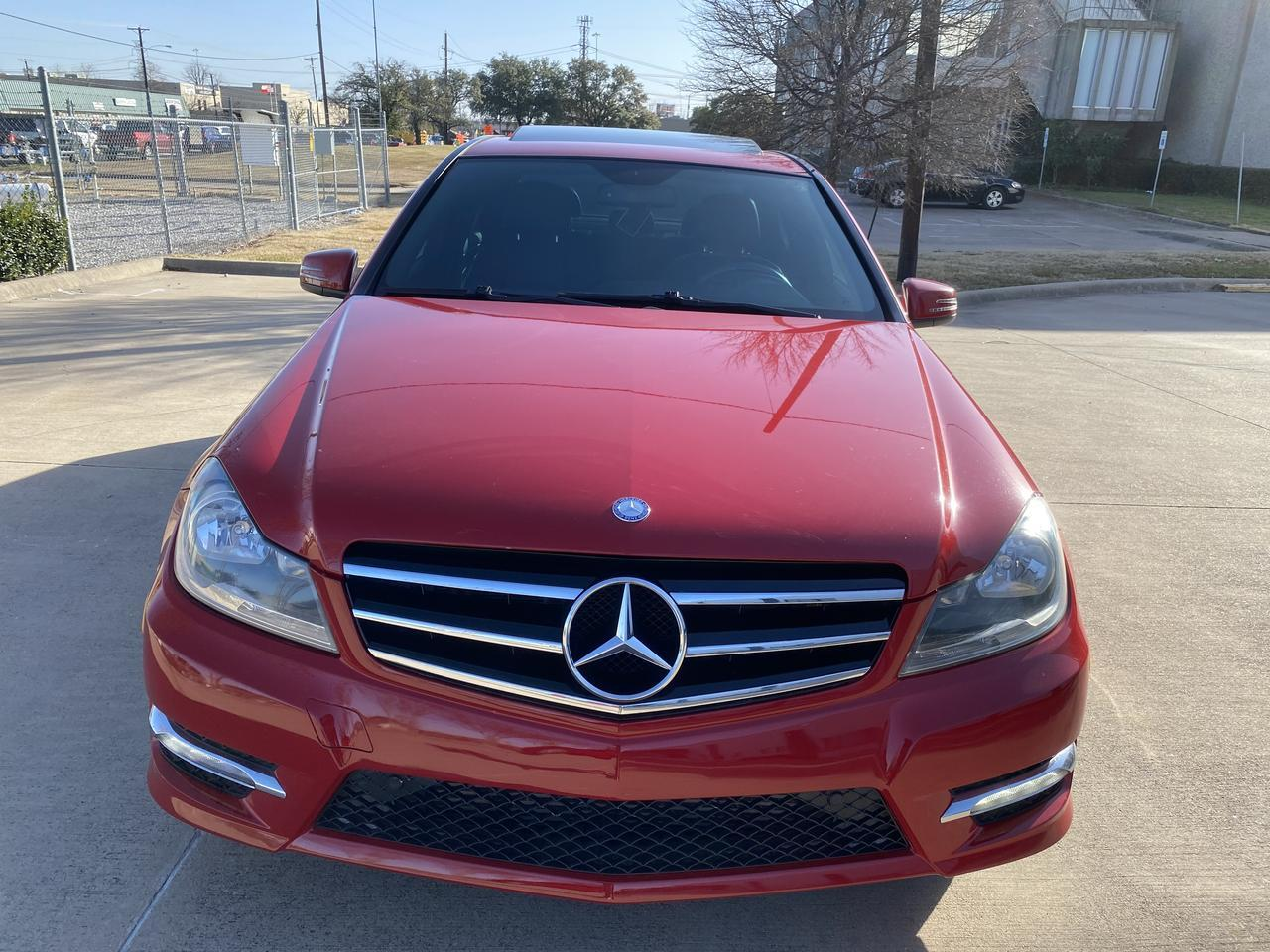 2012 Mercedes-Benz C-Class C 250 Dallas TX