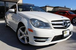 2012_Mercedes-Benz_C-Class_C 250 COUPE SUNROOF_ Houston TX