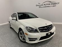 2012_Mercedes-Benz_C-Class_C 250_ Carrollton  TX