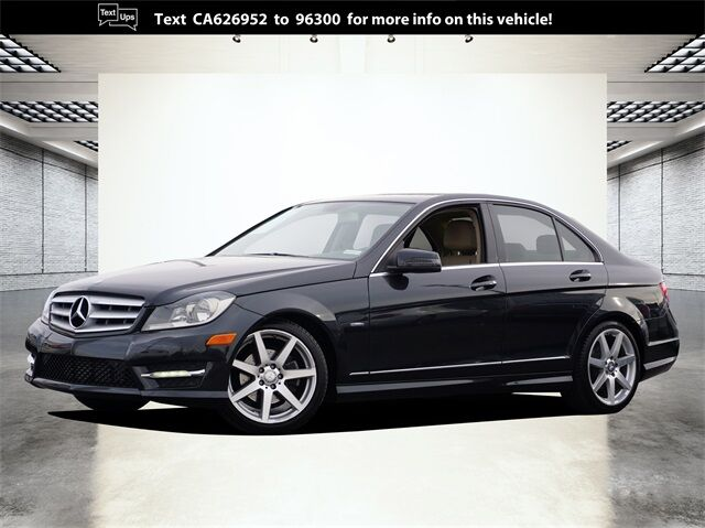 2012 Mercedes-Benz C-Class C 250 Albuquerque NM