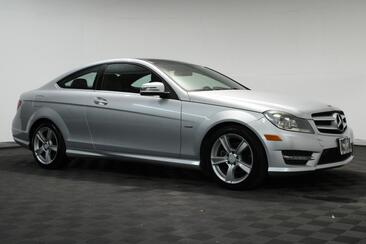 2012_Mercedes-Benz_C-Class_C 250_ Houston TX