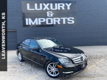 2012_Mercedes-Benz_C-Class_C 250_ Leavenworth KS