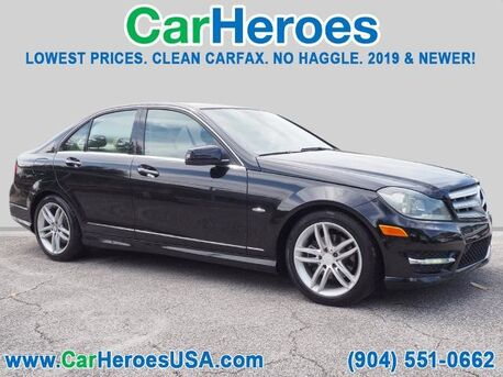2012_Mercedes-Benz_C-Class_C 250 Luxury_ Jacksonville FL
