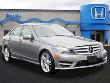 2012_Mercedes-Benz_C-Class_C 250 Luxury_ Libertyville IL