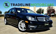 2012 Mercedes-Benz C-Class C 250 Luxury NAVIGATION, SUNROOF, LEATHER, AND MUCH MORE!!!