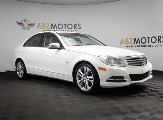 2012 Mercedes-Benz C-Class C 250 Luxury Navigation,Camera,Heated Seats Houston TX