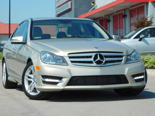 2012 Mercedes-Benz C-Class C 250 Luxury Richmond KY
