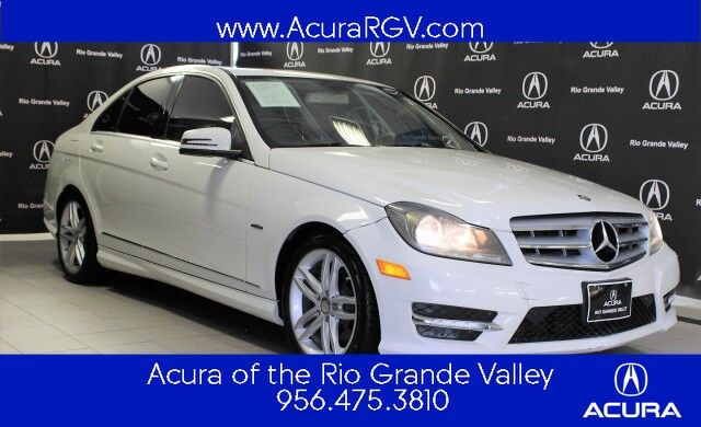 2012 Mercedes-Benz C-Class C 250 Luxury San Juan TX
