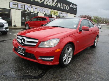2012 Mercedes-Benz C-Class C 250 Murray UT