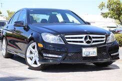 2012_Mercedes-Benz_C-Class_C 250_ Roseville CA