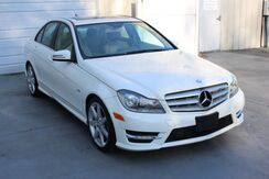 2012_Mercedes-Benz_C-Class_C 250 Sport Automatic Sedan 31 mpg_ Knoxville TN