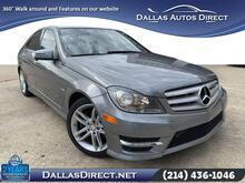 2012_Mercedes-Benz_C-Class_C 250 Sport_ Carrollton  TX