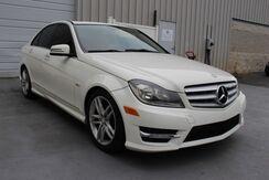 2012_Mercedes-Benz_C-Class_C 250 Sport Navigation Backup Camera 31 mpg_ Knoxville TN